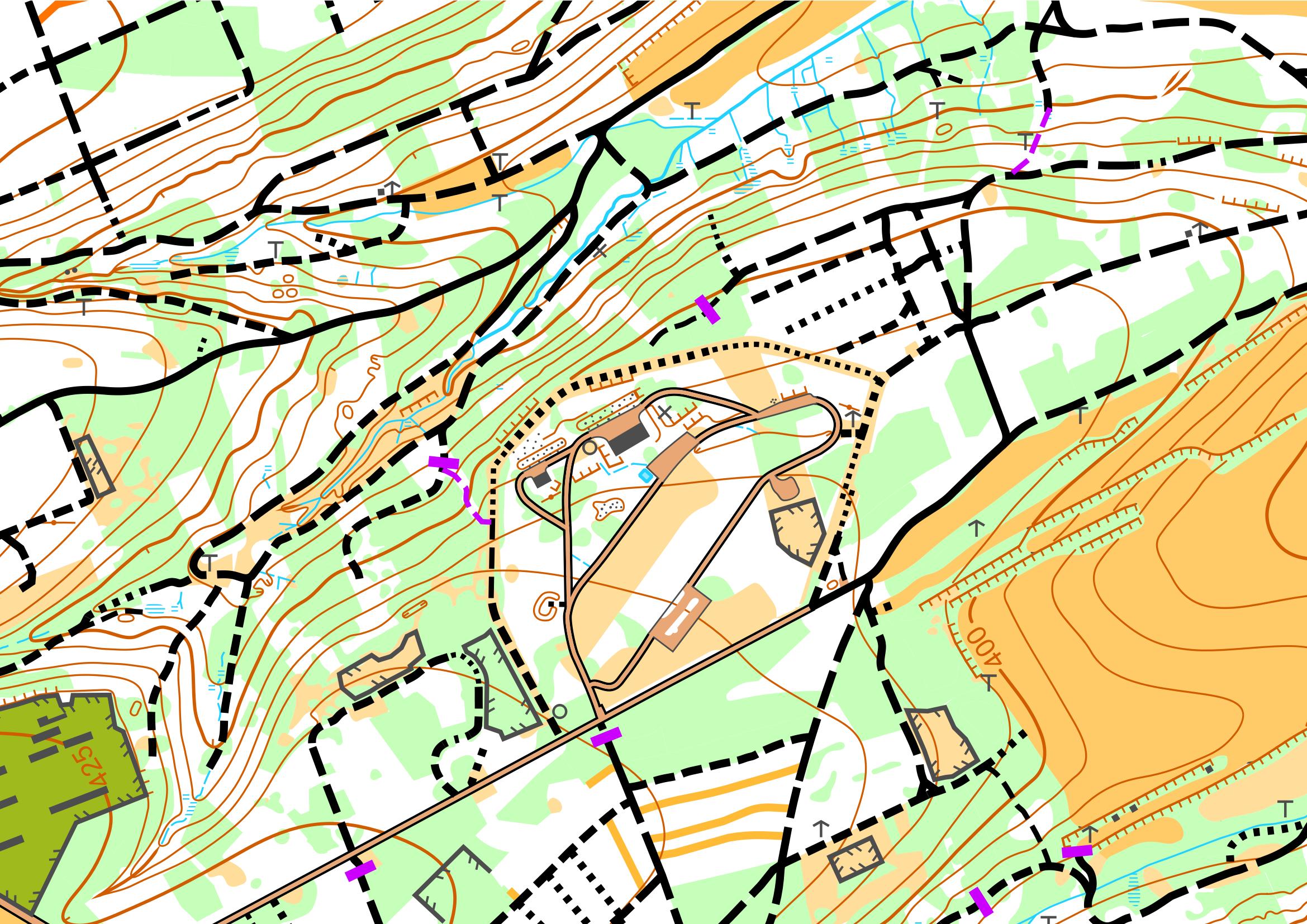 MTBO MAPS