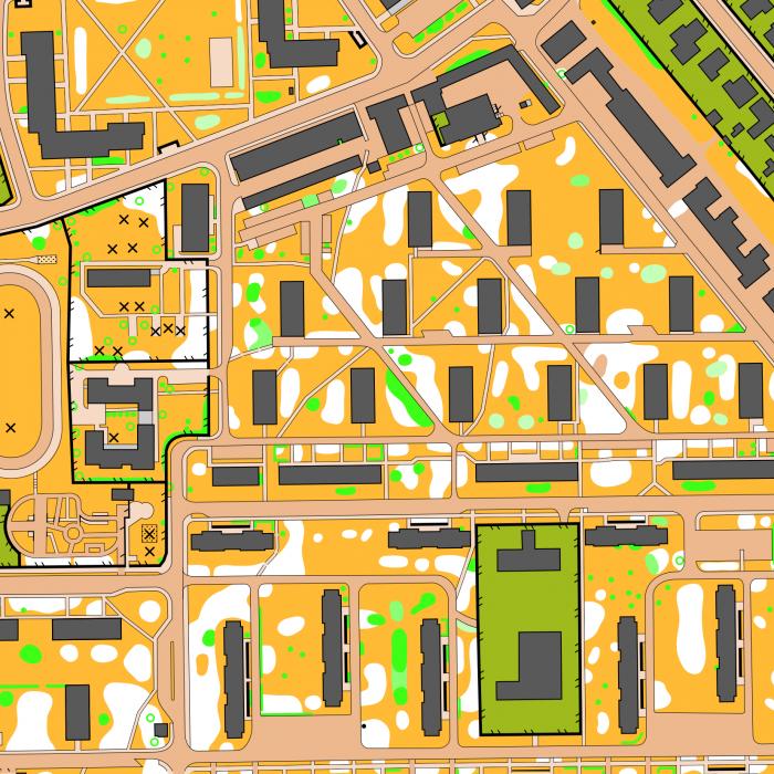 SPRINT MAPS